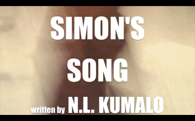 """The Storm Before the Calm"" from SIMON'S SONG – by N.L. Kumalo (COMPLETE CHAPTER)"