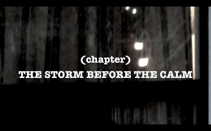 """The Storm Before the Calm"" – a chapter from SIMON'S SONG – by N.L. Kumalo (VIDEO TRAILER)"